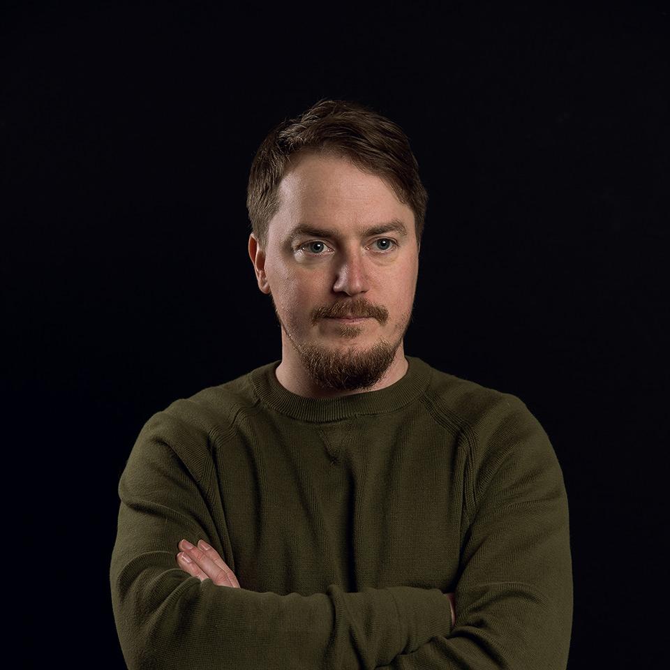 Sven Hendrickx bij Antenna